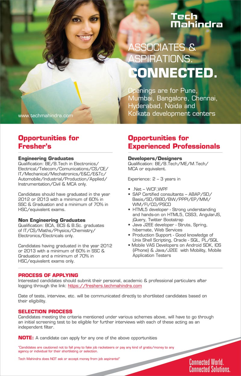 All Tech Mahindra Is Hiring Forward This Opportunity To Your Family And Friends Referral Jobs Right Place To Get A Job