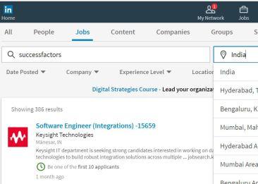 LinkedinSF jobs